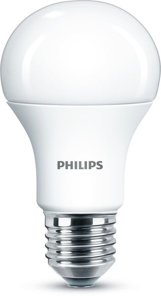 2er-Set Philips LED Birne 13W warmweiss E27 8718699669430