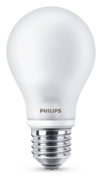 Philips E27 LED Birne Classic 6.7W 806Lm warmweiss 8718699763336