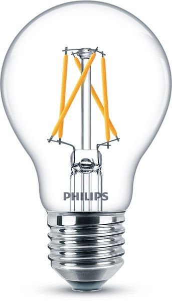 Philips LED SceneSwitch Classic 7.5/3/1.6W warmweiss E27 8718699772130