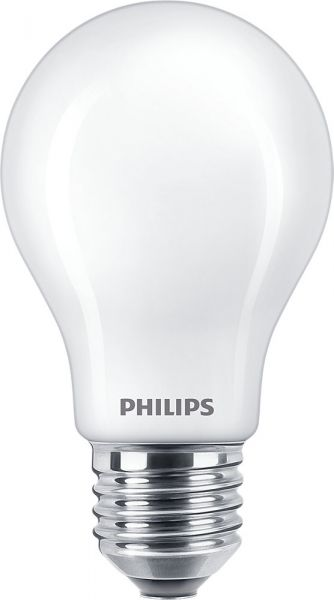 2er-Set Philips LED Birne Classic 7W warmweiss E27 8718699777678