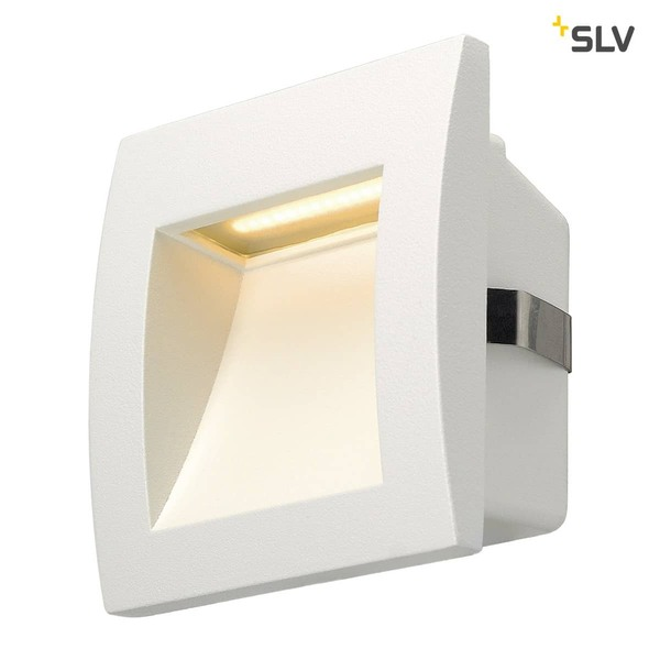 SLV 233601 DOWNUNDER OUT LED S Wandeinbauleuchte weiss