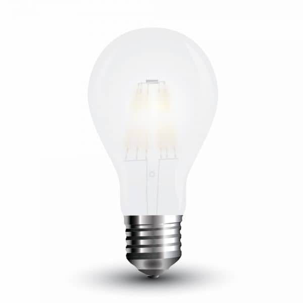 LED Filament Frosted E27 Lampe 7W 840Lm warmweiss matt