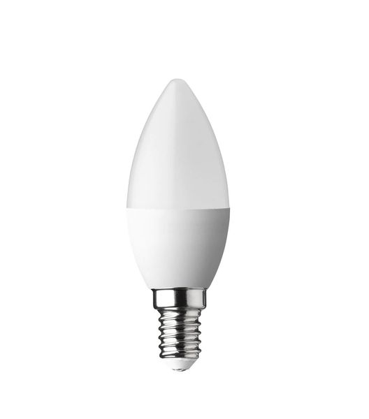 WOFI LED C35 Kerze E14 3W 250Lm 3000K Warmweiss matt