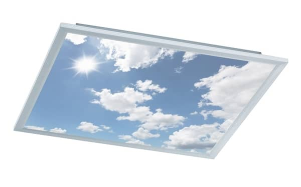 Wofi Liv LED Panel 44W Himmel
