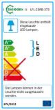 Bioledex GoLeaf LED Pflanzenlampe 25W - Rot-blaue Grow Pflanzenleuchte