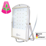 Bioledex GoLeaf A1 Pflanzenleuchte 28W - Hohes Stammwachstum - Vollspektrum Grow-Light