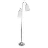 By Rydens Stehleuchte Duetto H170cm chrom E27 4100230-6510