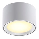 Nordlux FALLON 6 LED Anbauleuchte Weiss 8.5W 500Lm 2700K warmweiss