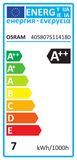 OSRAM LED STAR+ E27 DuoClick Releax&Active Filament LED 7W warm+neutralweiss