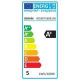 OSRAM GLOWdim E14 B Filament LED Kerze 4,5W dimmbar 470Lm 2700K steuerbares warmweiss wie 40W