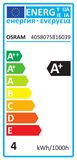 OSRAM STAR E27 A LED Lampe 1,6W 136Lm 1500K orange wie 15W