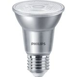 Philips LED Strahler MASTER LEDspot PAR20 6W E27 40° dimmbar 500Lm warmweiss 2700K wie 50W