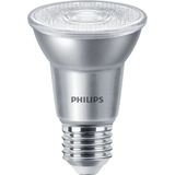 Philips LED Strahler MASTER LEDspot PAR20 6W E27 40° dimmbar 515Lm warmweiss 3000K wie 50W