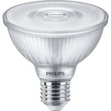 Philips LED Strahler MASTER LEDspot PAR30S 9W E27 25° dimmbar 740Lm warmweiss 2700K wie 75W