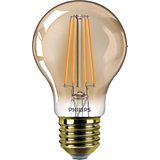 Philips Classic LED Lampe 8W E27 extra warmweiss A60 gold Filament  dimmbar 8718696841549