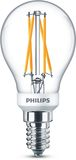 Philips LED Birne Classic 4.5W E14 WarmGlow dimmbar 8718699780173 warmweiss