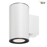 SLV 114141 SUPROS WALL Up Down rund weiss 3000K SLM LED 60° Reflektor