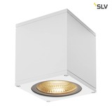 SLV 234531 BIG THEO CEILING Outdoor Deckenleuchte LED 3000K weiß