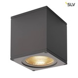 SLV 234535 BIG THEO CEILING Outdoor Deckenleuchte LED 3000K anthrazit