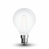 LED Filament Frosted E14 Lampe 4W 400Lm P45 warmweiss matt