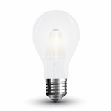 LED Filament Frosted E27 Lampe 4W A60 400Lm tageslichtweiss matt