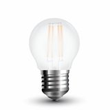 LED Filament Frosted E27 Lampe 4W G45 400Lm neutralweiss matt