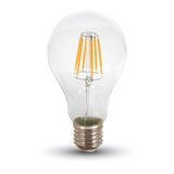 LED Filament E27 Lampe 10W 1055Lm warmweiss