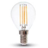 LED Filament E14 Lampe 4W 400 Lm Warmweiss