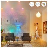 WiZ LED Lampe E27 11,5W 2700-6500K Smarthome WLAN. Kompatibel mit Amazon Alexa, Google Home