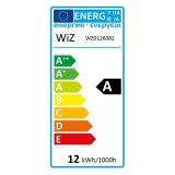 Set: 2x WiZ LED Lampe E27 11,5W 2200-6500K RGB + WiZ Mote Smarthome WLAN. Kompatibel mit Amazon Alexa, Google Home